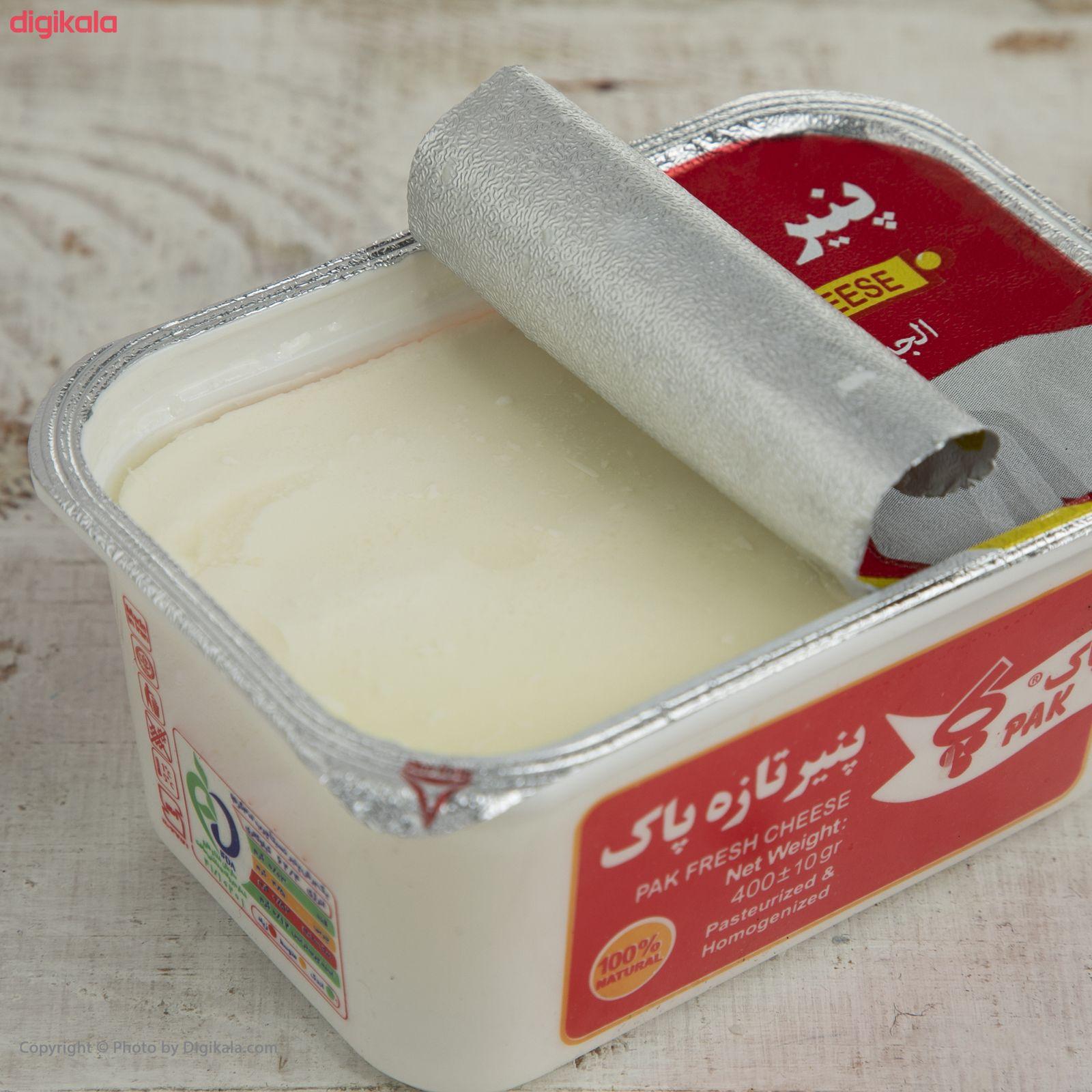 پنیر تازه پاک - 400 گرم main 1 4