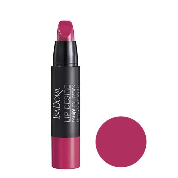 رژ لب مدادی ایزادورا مدل Lip Desire شماره 62