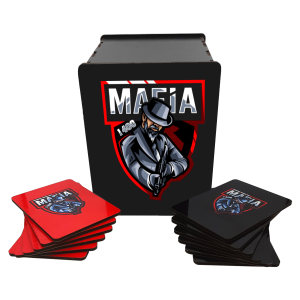بازی فکری  مافیا 1400 مدل LUX