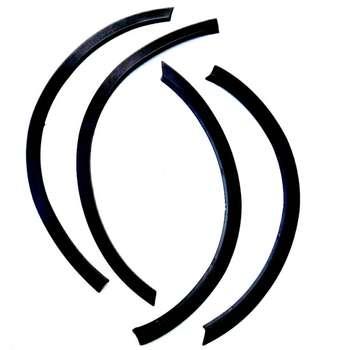 زه گلگیر صنعت سازان تخت کد 01 مناسب برای سمند مجموعه 4 عددی