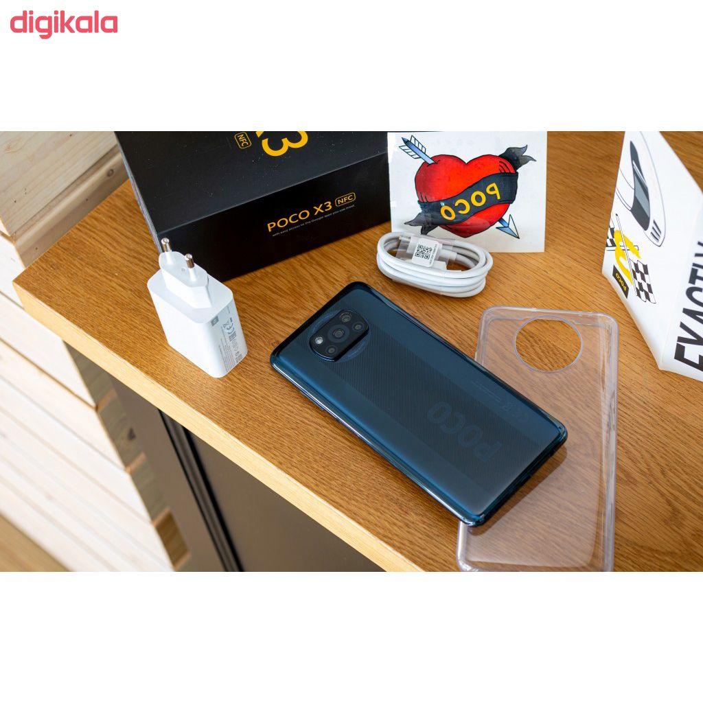 گوشی موبایل شیائومی مدل POCO X3 M2007J20CG دو سیم کارت ظرفیت 128 گیگابایت main 1 10