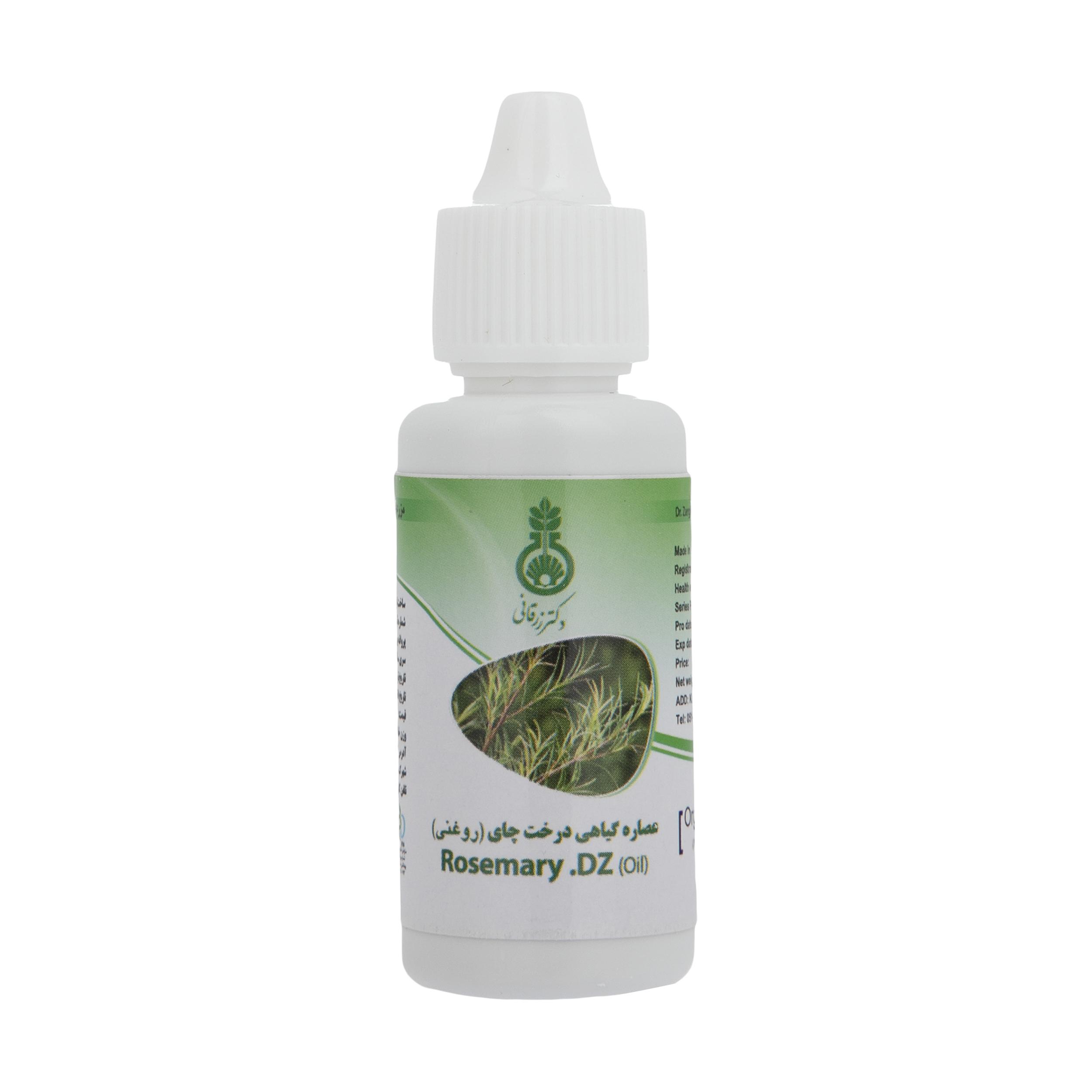 خرید                       عصاره روغنی درخت چای دکتر زرقانی کد 029 حجم 30 میلی لیتر