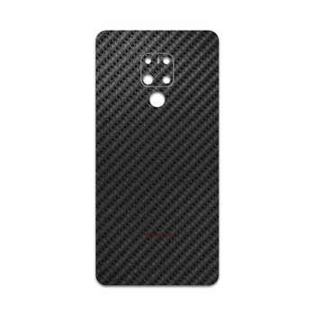 برچسب پوششی ماهوت مدل Shine-Carbon-Fiber مناسب برای گوشی موبایل هوآوی Mate 20 X