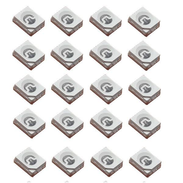 چیپ ال ای دی مدل LED 1210 SMD بسته 20 عددی