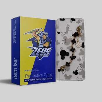 کاور زئوس مدل Luxury1 مناسب برای گوشی موبایل سامسونگ Galaxy A21s