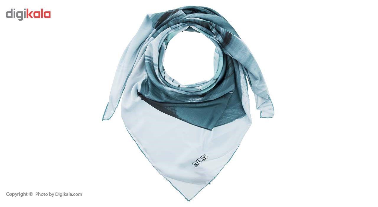 روسری میرای مدل M-227 - شال مارکت -  - 2