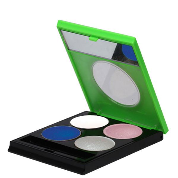 سایه چشم کالیستا مدل Quattro Eye Design شماره E23
