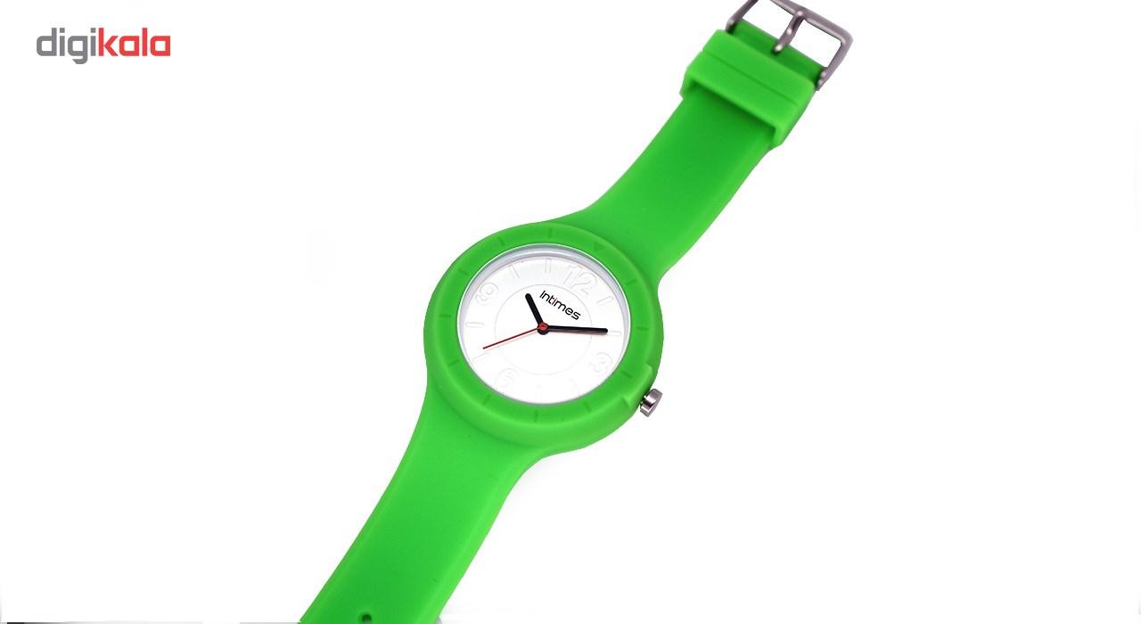 ساعت مچی عقربه ای زنانه اینتایمز مدل IT-CF092