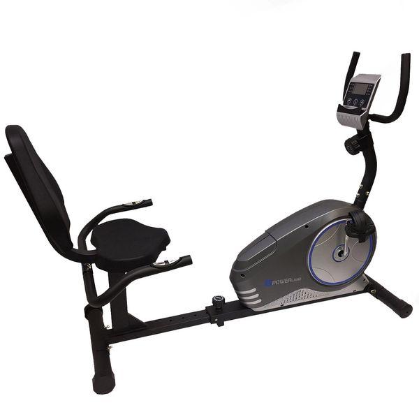 دوچرخه ثابت پشتی دار مگنتی پاور لند مدل YK-BK8508R