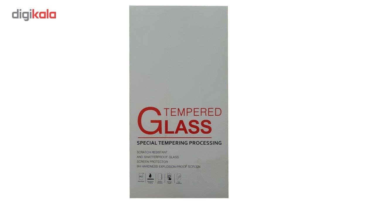 محافظ صفحه نمایش شیشه ای 9H مناسب برای گوشی موبایل سامسونگ A320/A3 2017 main 1 1