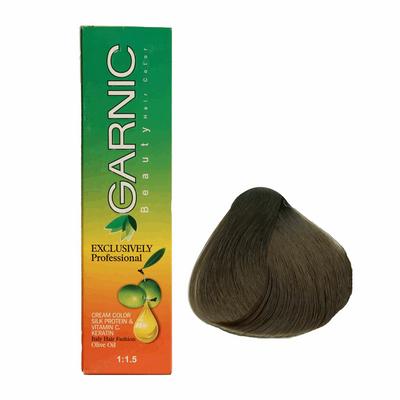 تصویر کیت رنگ موی گارنیک سری  زیتونی – قهوه ای زیتونی  روشن شماره 5.3