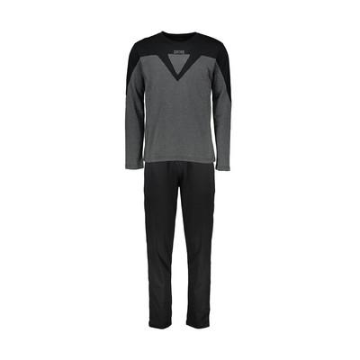 ست تی شرت و شلوار مردانه پی جامه مدل MN2351A