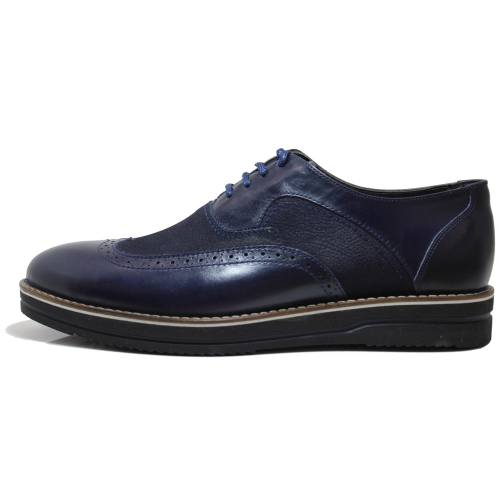 کفش مردانه چرم طبیعی  ژست مدل 3053