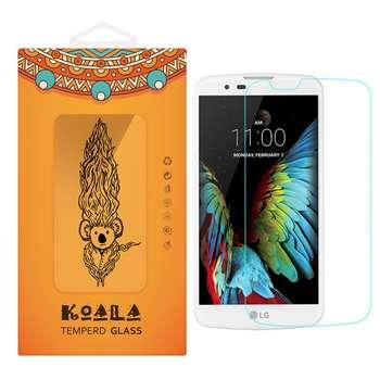 محافظ صفحه نمایش شیشه ای کوالا مدل Tempered مناسب برای گوشی موبایل ال جی K10 2016