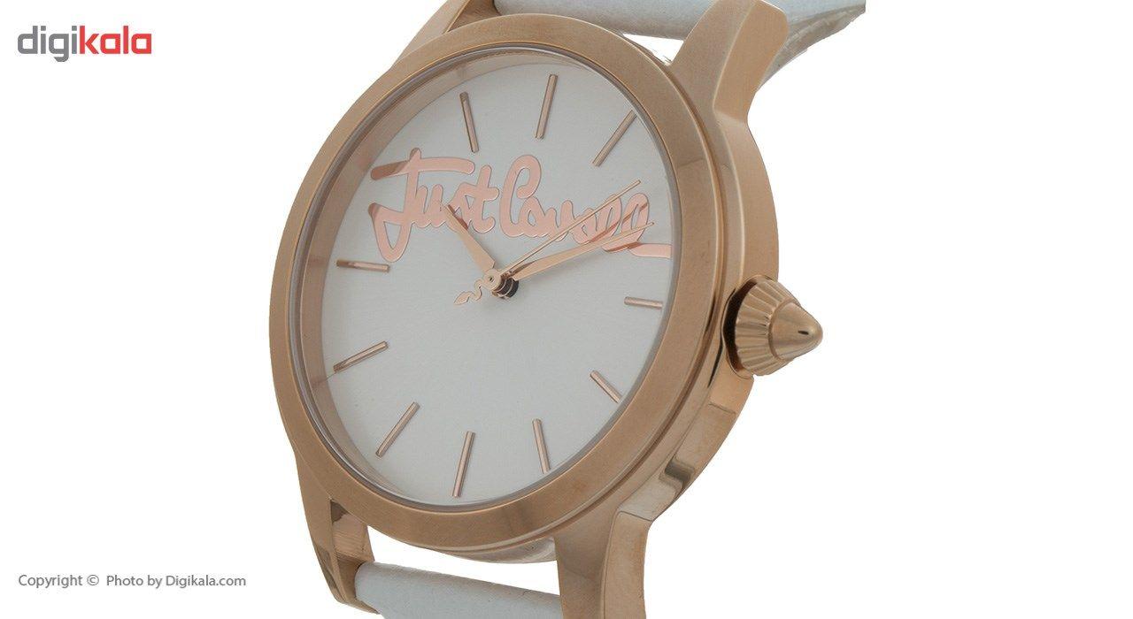 ساعت مچی عقربه ای زنانه جاست کاوالی مدل JC1L006L0045 -  - 3