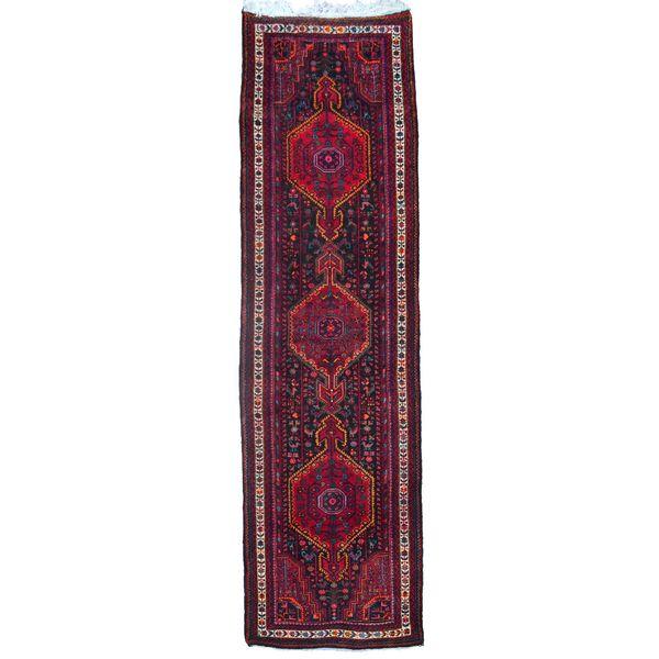 فرش دستبافت قدیمی گالری سلام کد 1010