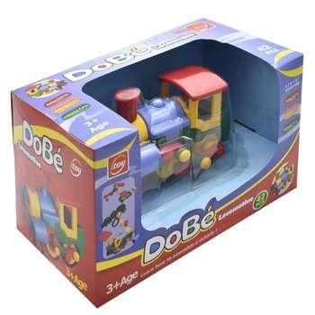 ساختنی آی توی مدل Dobe Locomotive