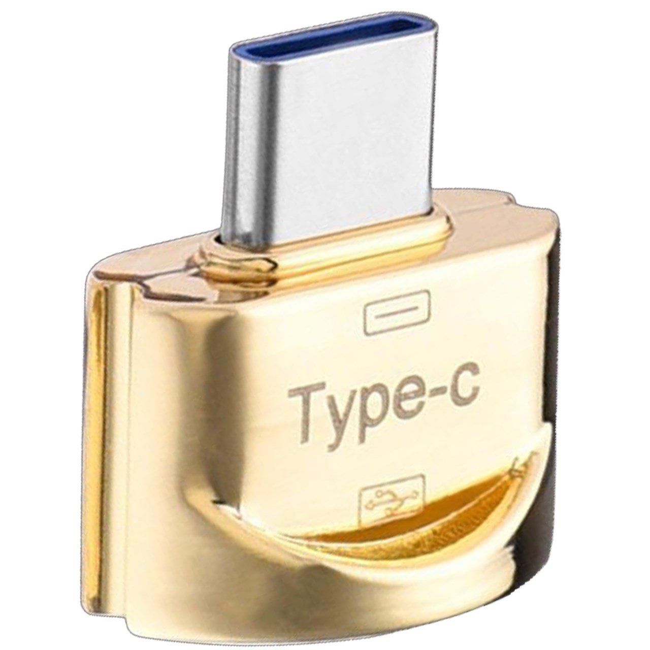 مبدل USB-C به USB 3.0 مدل OTG - STEEL 227