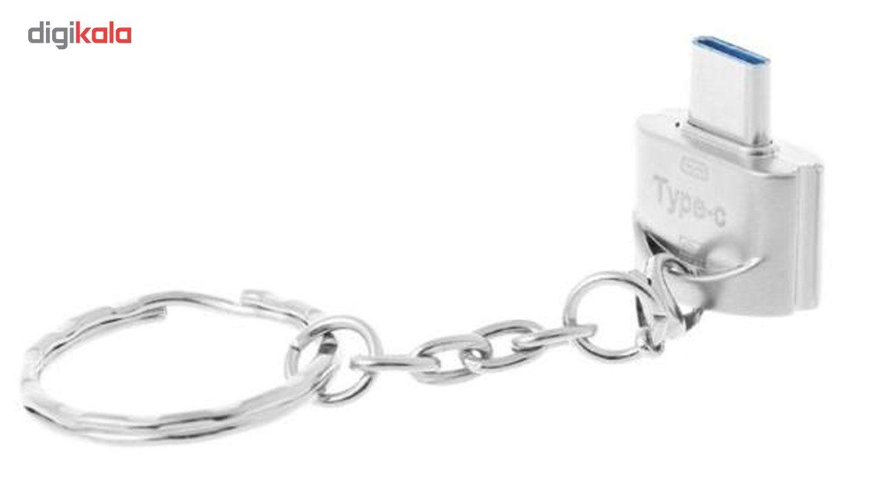 مبدل USB-C به USB 3.0 مدل OTG - STEEL 227 main 1 6
