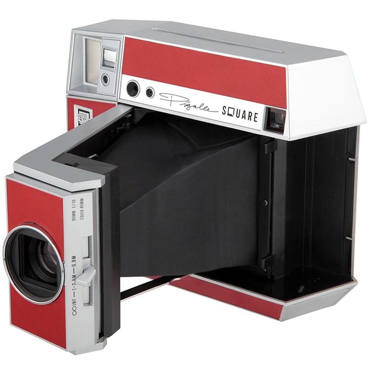 دوربین چاپ سریع لوموگرافی مدل Lomo Instant Square Glass سری Pigalle