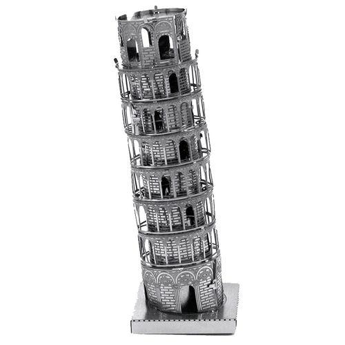 پازل سه بعدی فلزی Tower of Pisa