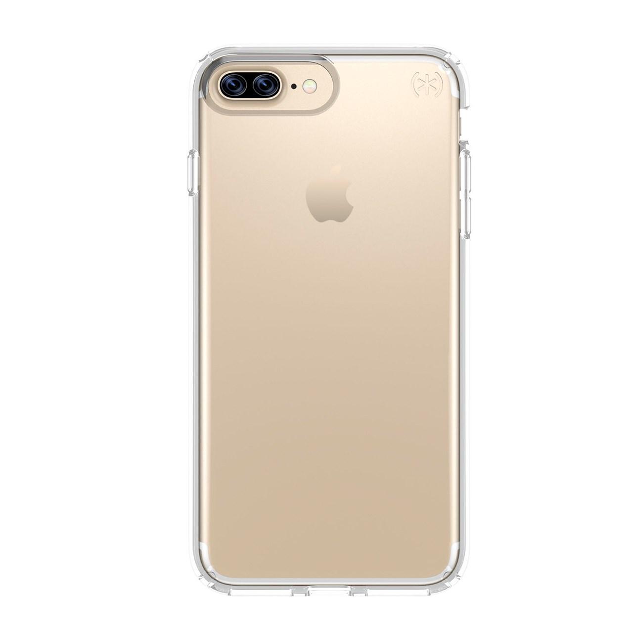 کاور اسپک مدل Presidio Clear مناسب برای گوشی موبایل آیفون 7Plus و 8Plus