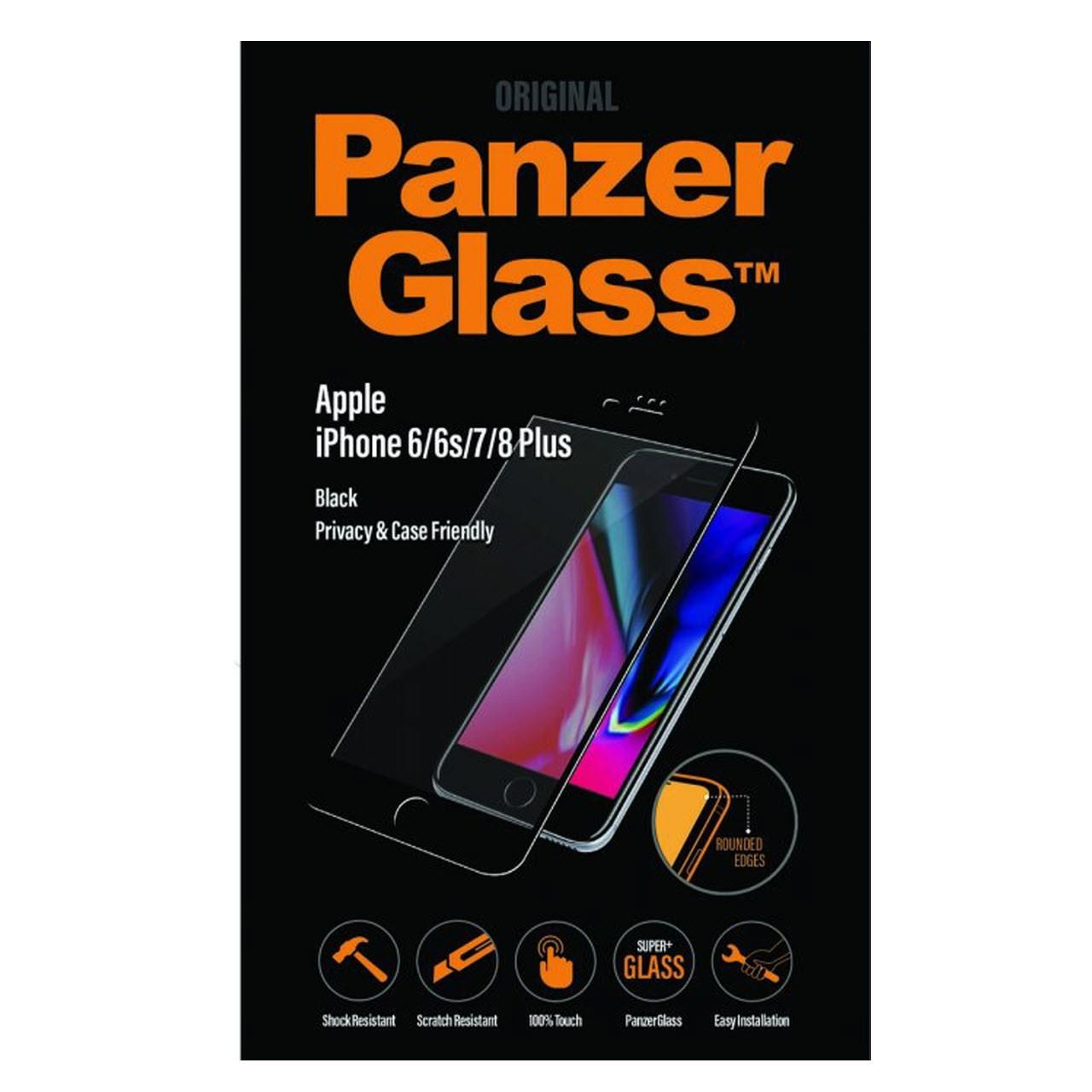 محافظ صفحه نمایش پنزر گلس مناسب برای گوشی موبایل  Iphone 6/6S/7/8 Plus