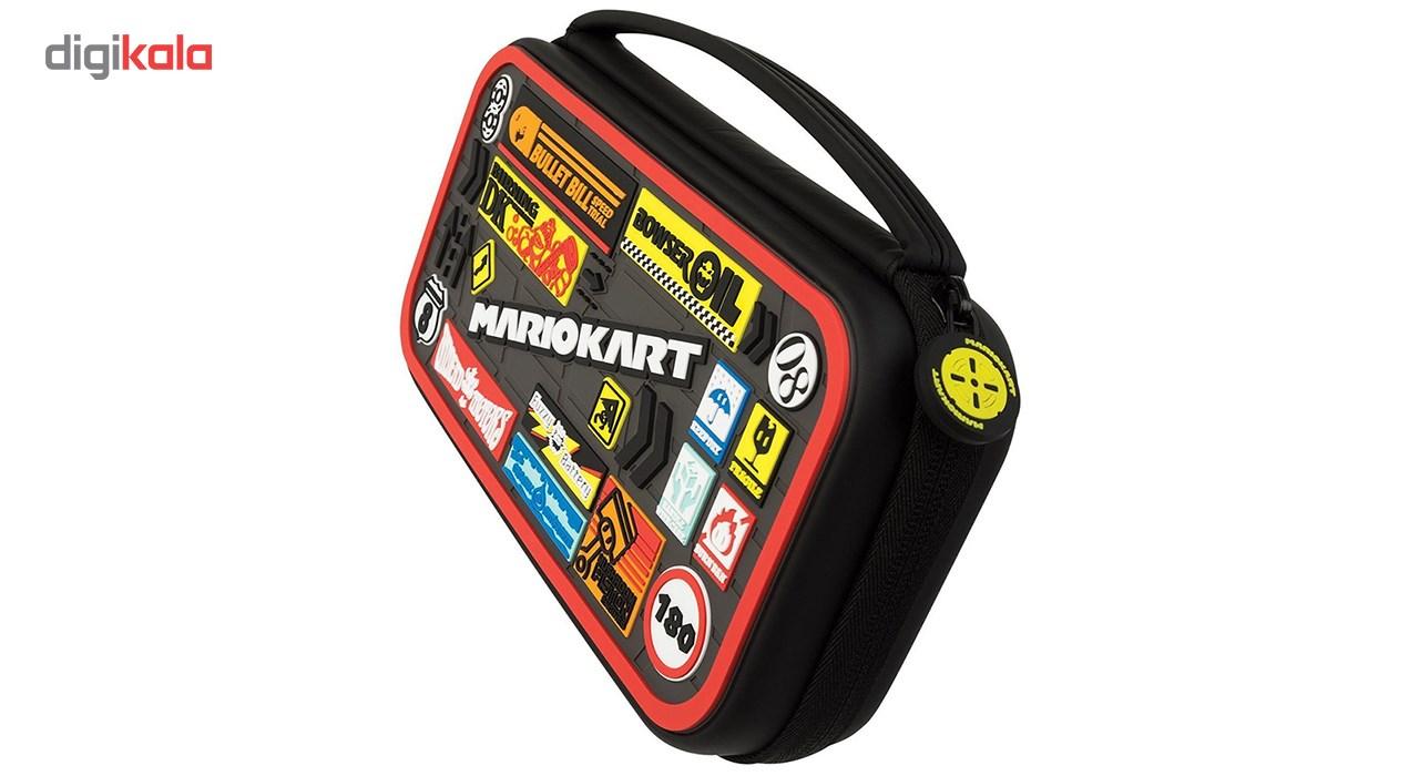 کیف کنسول نینتندو سوییچ مدل Mario Kart Edition