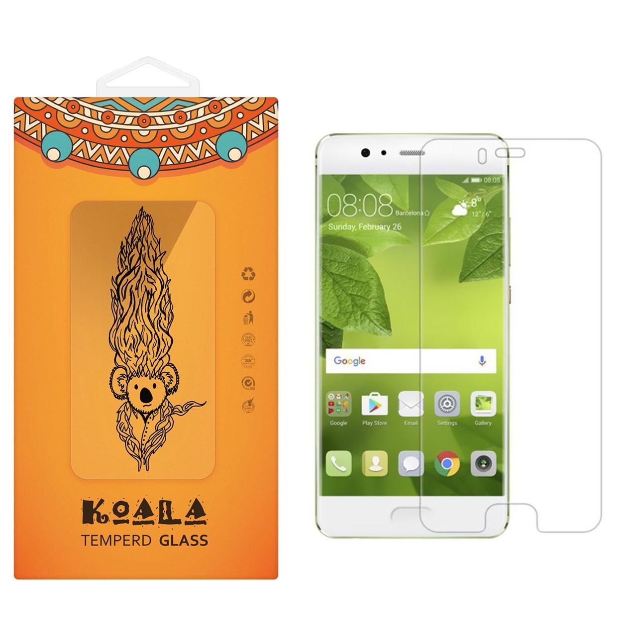 محافظ صفحه نمایش شیشه ای کوالا مدل Tempered مناسب برای گوشی موبایل هوآوی P10 Plus