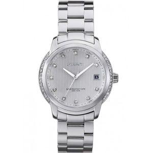 ساعت مچی عقربه ای زنانه گنت مدل GW10712