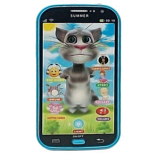 موبایل اسباب بازی مدل Talking Tom 208