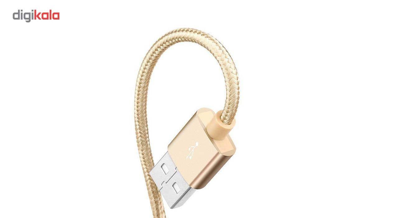 کابل تبدیل USB به لایتنینگ اوی مدل CL-988 به طول 30 سانتی متر main 1 3