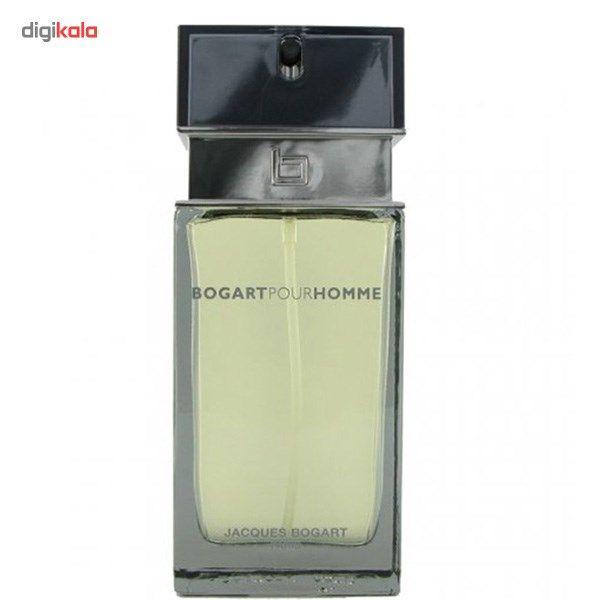 ادو تویلت مردانه ژاک بوگارت مدل Bogart Pour Homme حجم 100 میلی لیتر main 1 2
