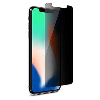 محافظ صفحه نمایش شیشه ای مدل Privacy Glass مناسب برای گوشی موبایل اپل IPhone X/10