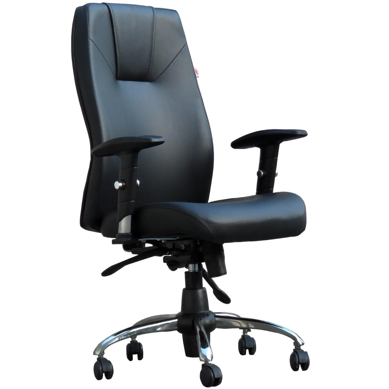 صندلی اداری آرکانو کد B380TF چرمی