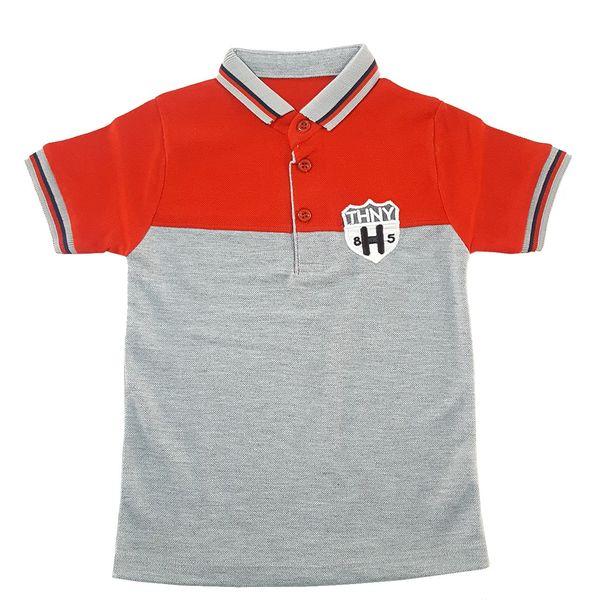 پلو شرت پسرانه مدل H85