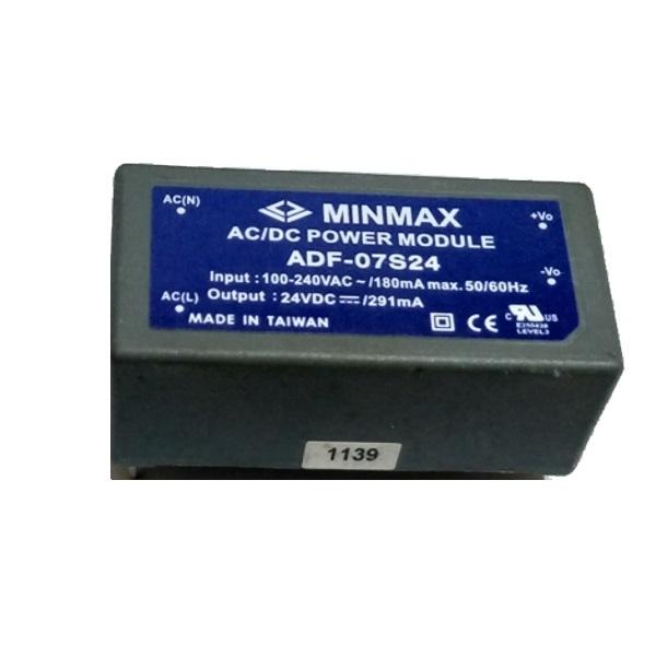 مبدل ولتاژ AC به DC مین مکس مدل ADF-07S24