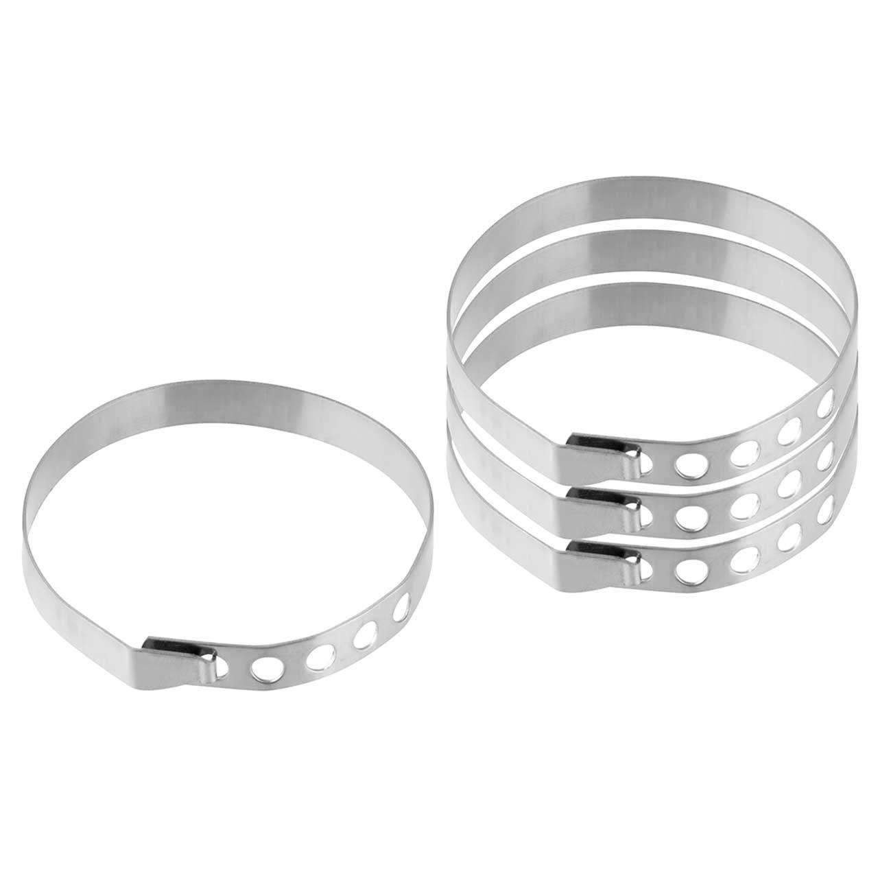 حلقه رولت فکلمن بسته چهار عددی مدل 56902