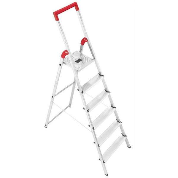 نردبان شش پله هایلو مدل L50-8150601