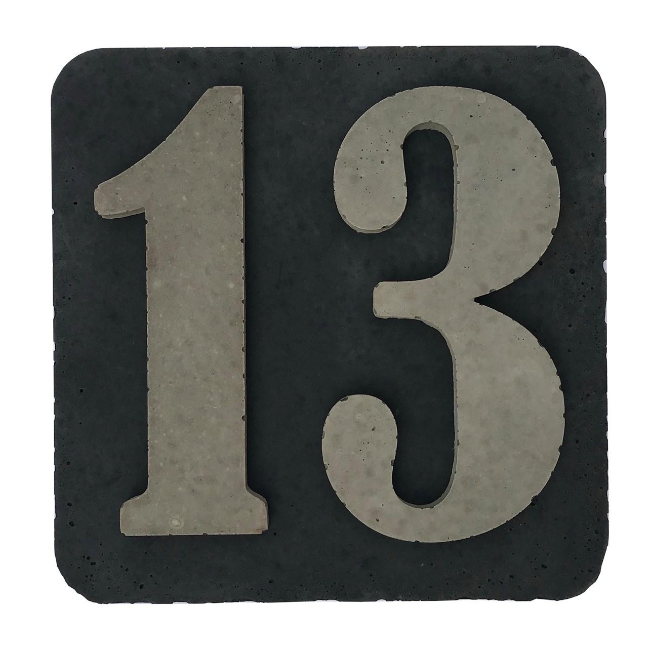 پلاک مدل NO13