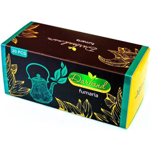 بسته دمنوش گیاهی شاه تره دربند مدل  بسته 40 عددی Fumaria