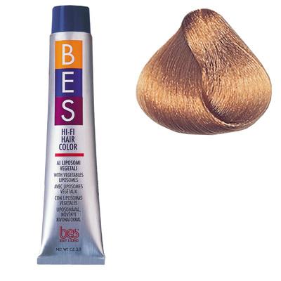 تصویر رنگ موی بس سری Beige مدل Light Golden Beige شماره 8.38