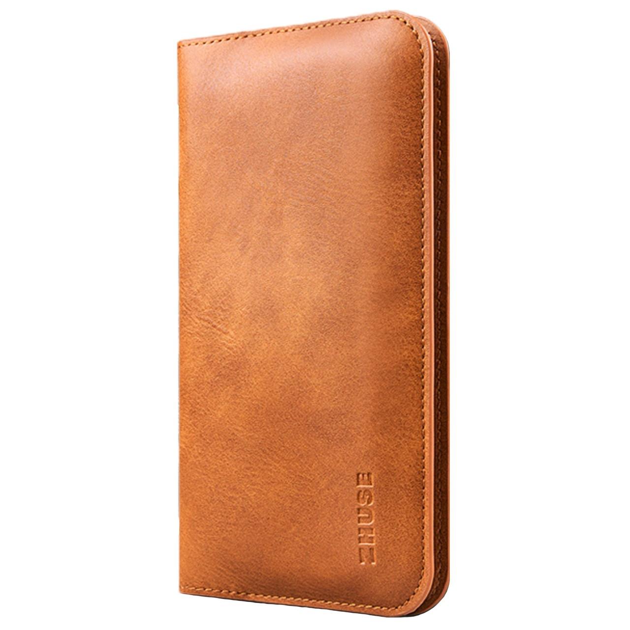 کیف کلاسوری ژئوس مدلZS-LB-001  مناسب برای گوشی موبایل های تا 5.8  اینچ