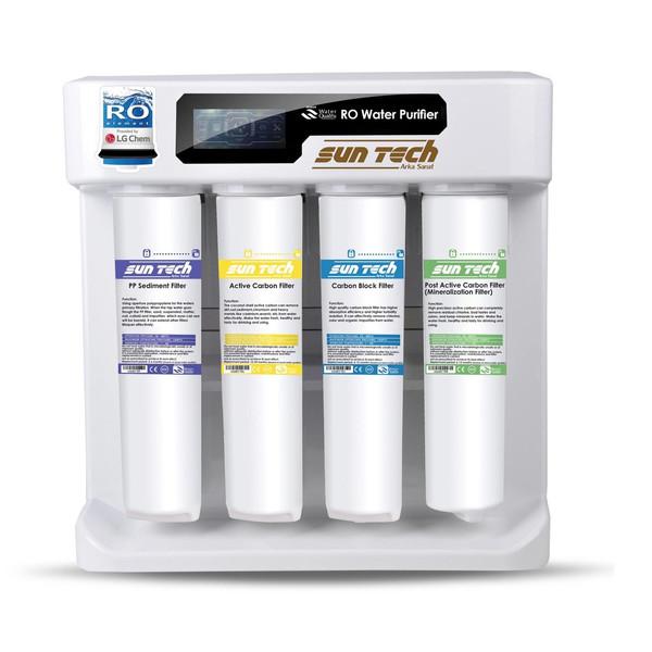 دستگاه تصفیه آب 6 مرحله ای ال جی کم مدل Sun Tech