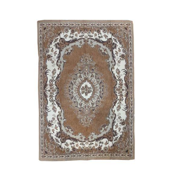 روفرشی میلاد زرین طرح فرش مدل گردویی