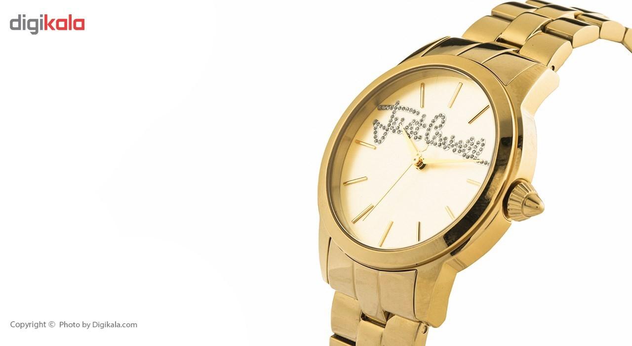 ساعت مچی عقربه ای زنانه جاست کاوالی مدل JC1L006M0085