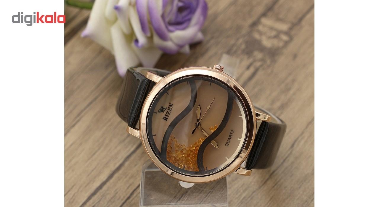 ساعت مچی عقربه ای ریزن مدل RZ686