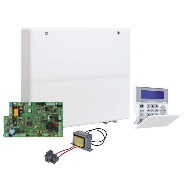 سیستم دزدگیر اماکن سیم کارتی GSM/GPRS  ای ام سی مدل X412-800