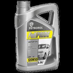 روغن موتور خودرو پترونول مدل  پراید  SAE 20W-50 ظرفیت 3.5 لیتری