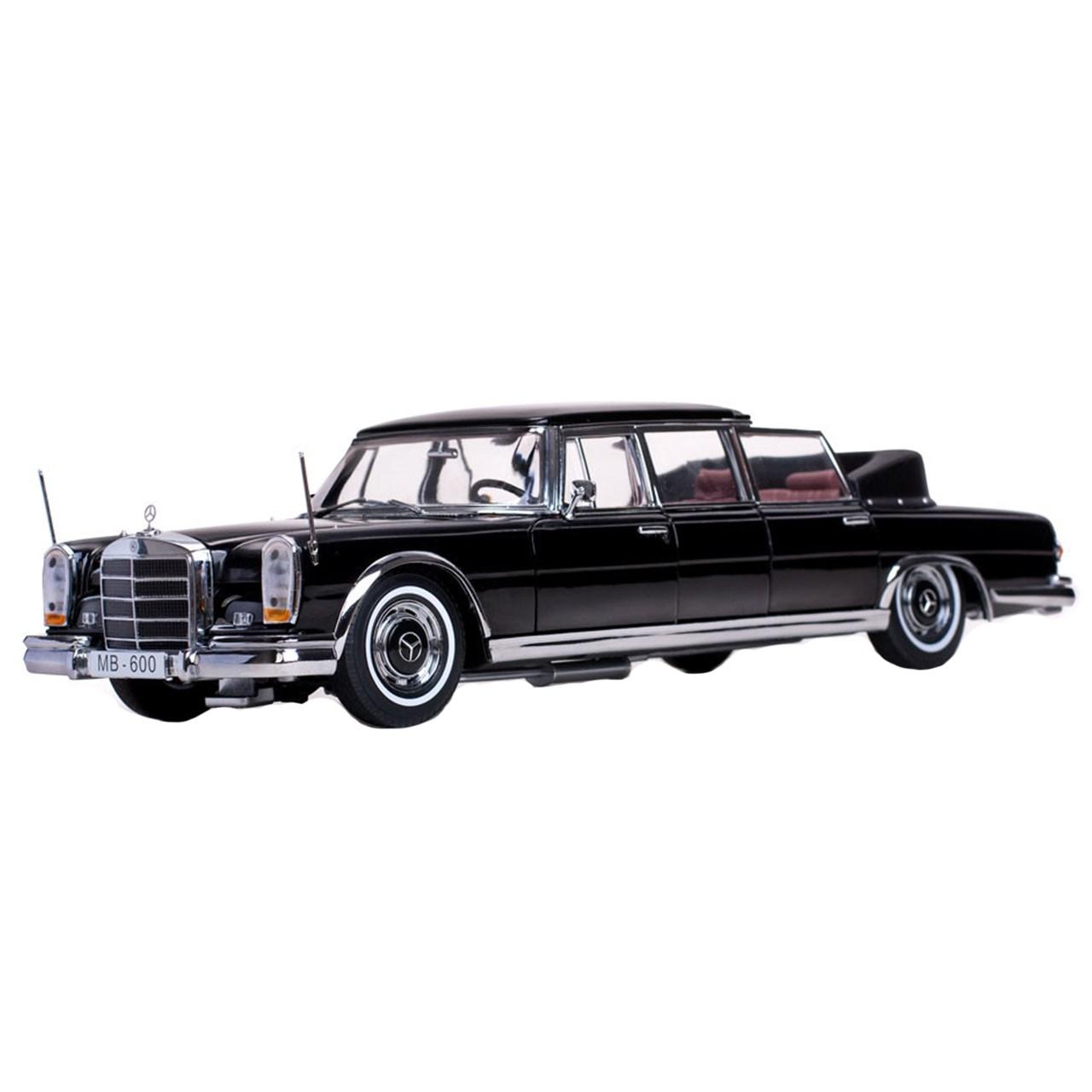 ماشین بازی سان استار مدل Mercedes Benz  600 - 1966